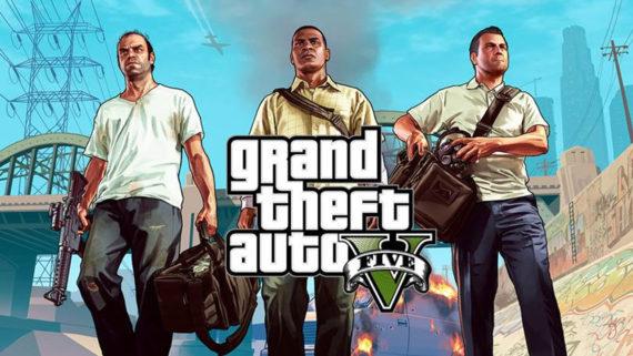 Купить ключ Grand Theft Auto V