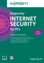 Kaspersky Internet Security 1 ПК 1 год