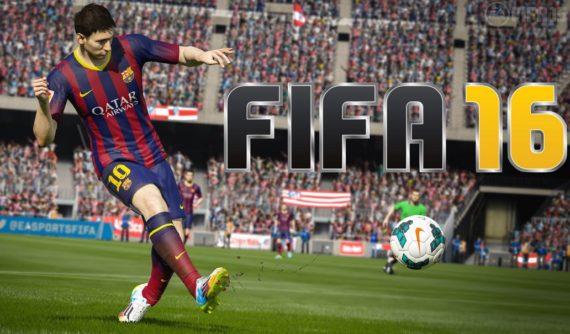 Купить ключ FIFA 16