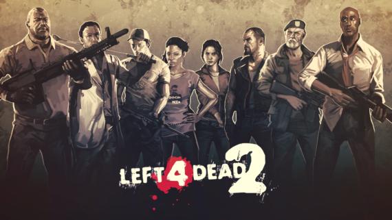 Купить ключ Left 4 Dead 2