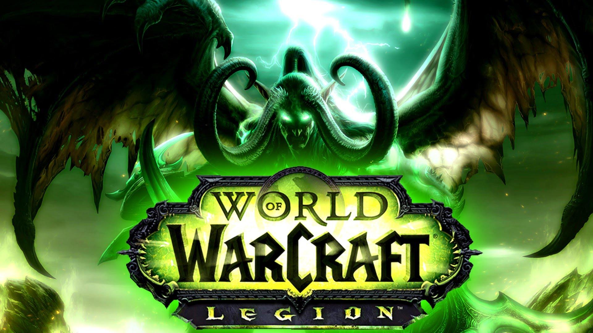 Купить ключ World of Warcraft: Legion