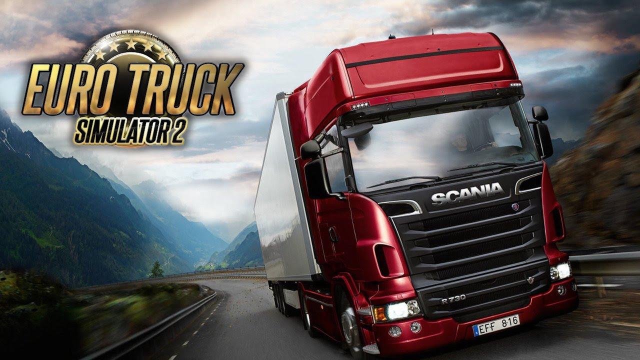 Купить ключ Euro Truck Simulator 2