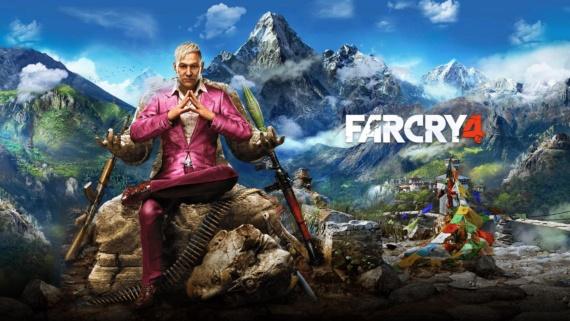 Купить ключ Far Cry 4