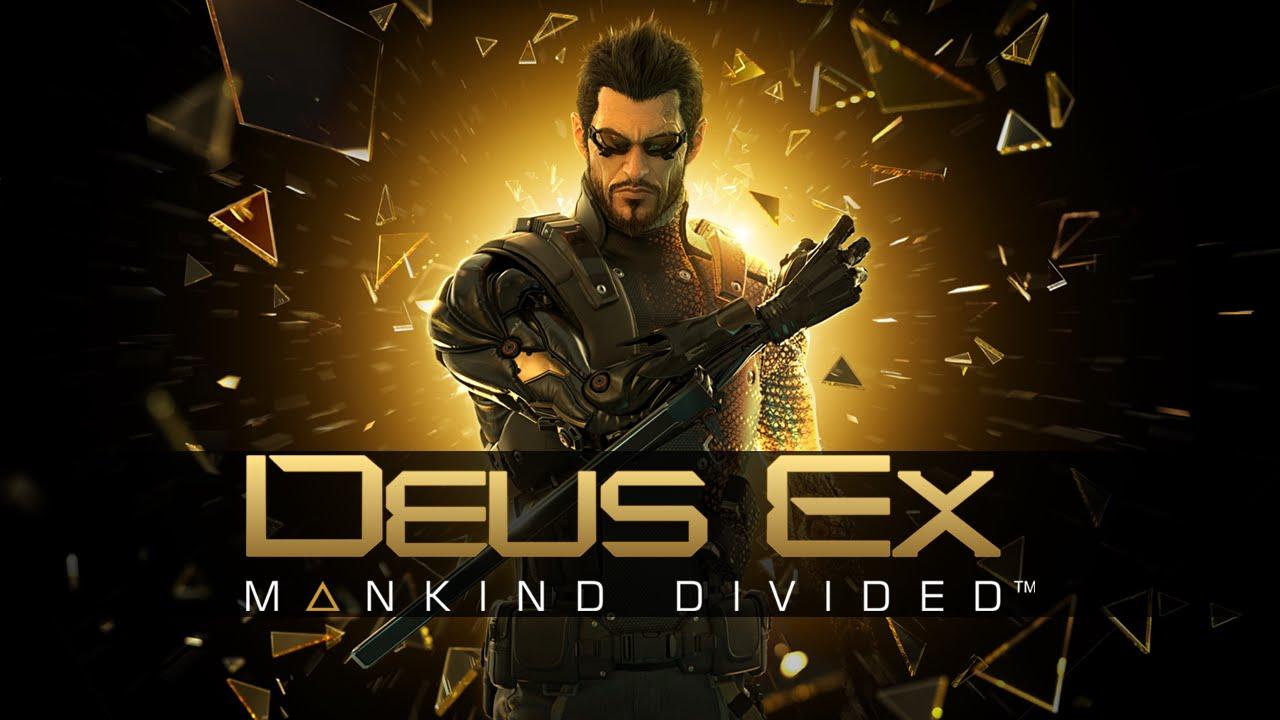 Купить ключ Deus Ex: Mankind Divided