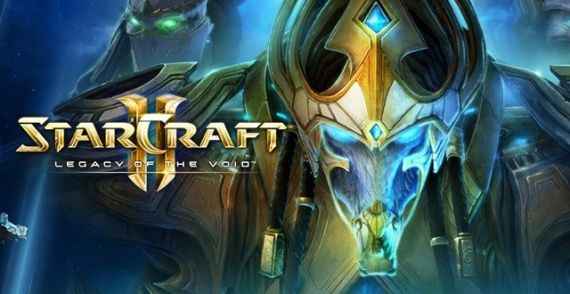 Купить ключ StarCraft II: Legacy of the Void