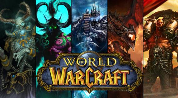 Купить ключ World of Warcraft
