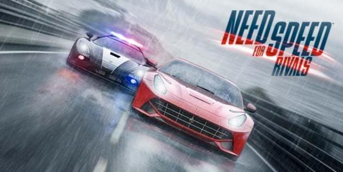 Купить ключ Need for Speed: Rivals