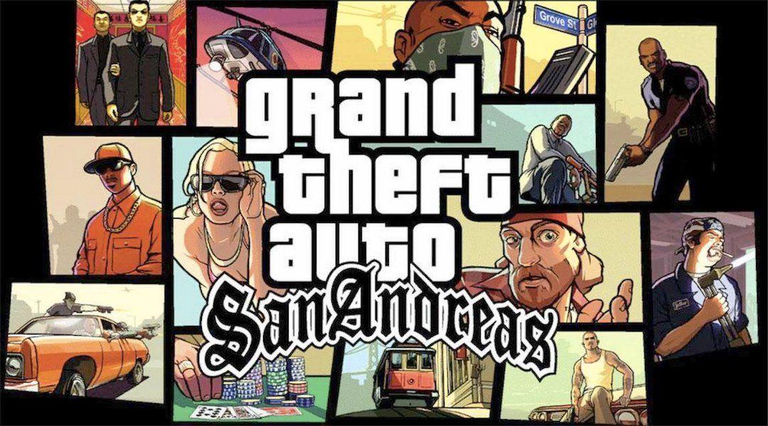 Купить ключ Grand Theft Auto: San Andreas