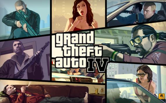Купить ключ Grand Theft Auto: IV