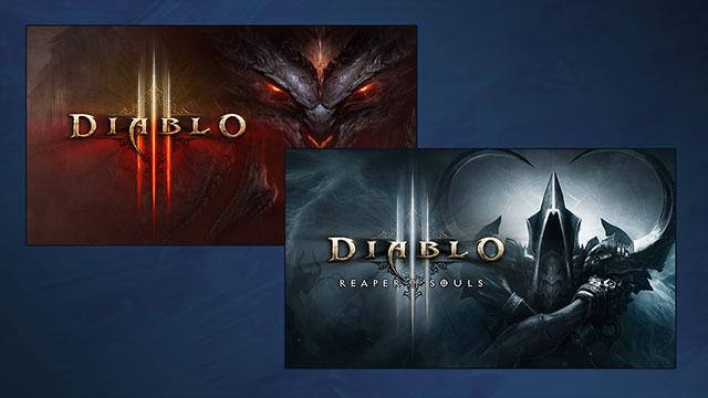 Купить ключ Diablo III: Battle Chest