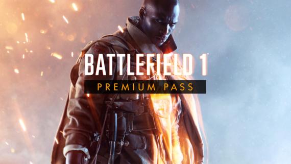Купить ключ Battlefield 1: Premium Pass