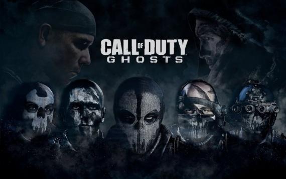 Купить ключ Call Of Duty: Ghosts
