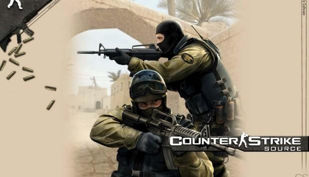 Купить ключ Counter-Strike: Source