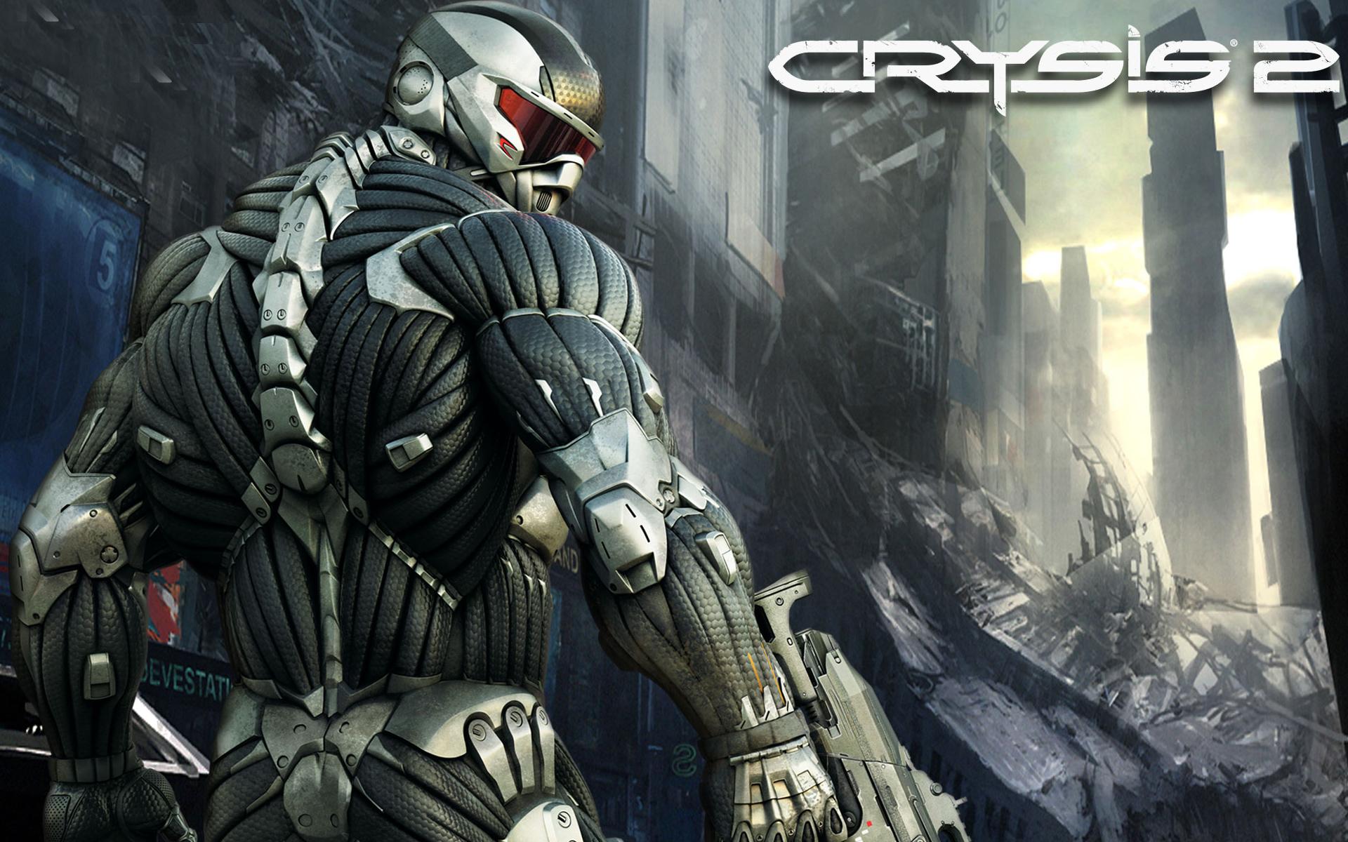 Купить ключ Crysis 2