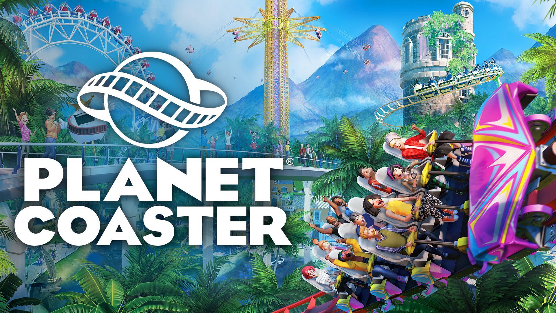 Купить ключ Planet Coaster