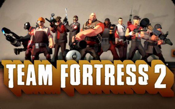 Купить ключ Team Fortress 2