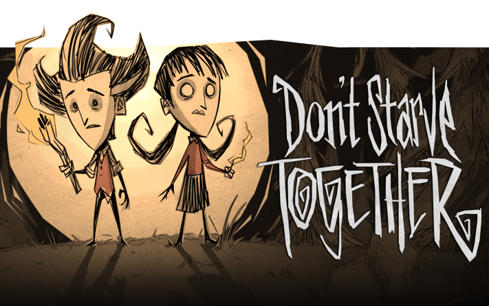 Купить ключ Don't Starve Together