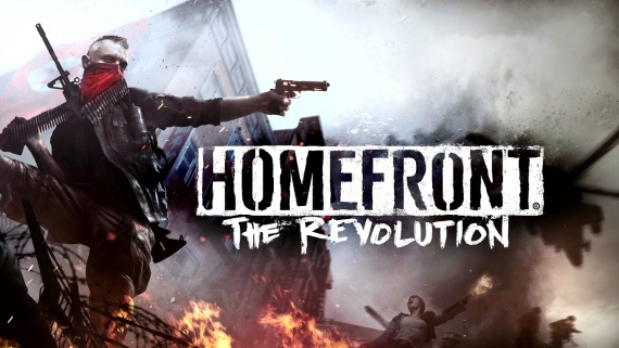 Купить ключ Homefront: The Revolution