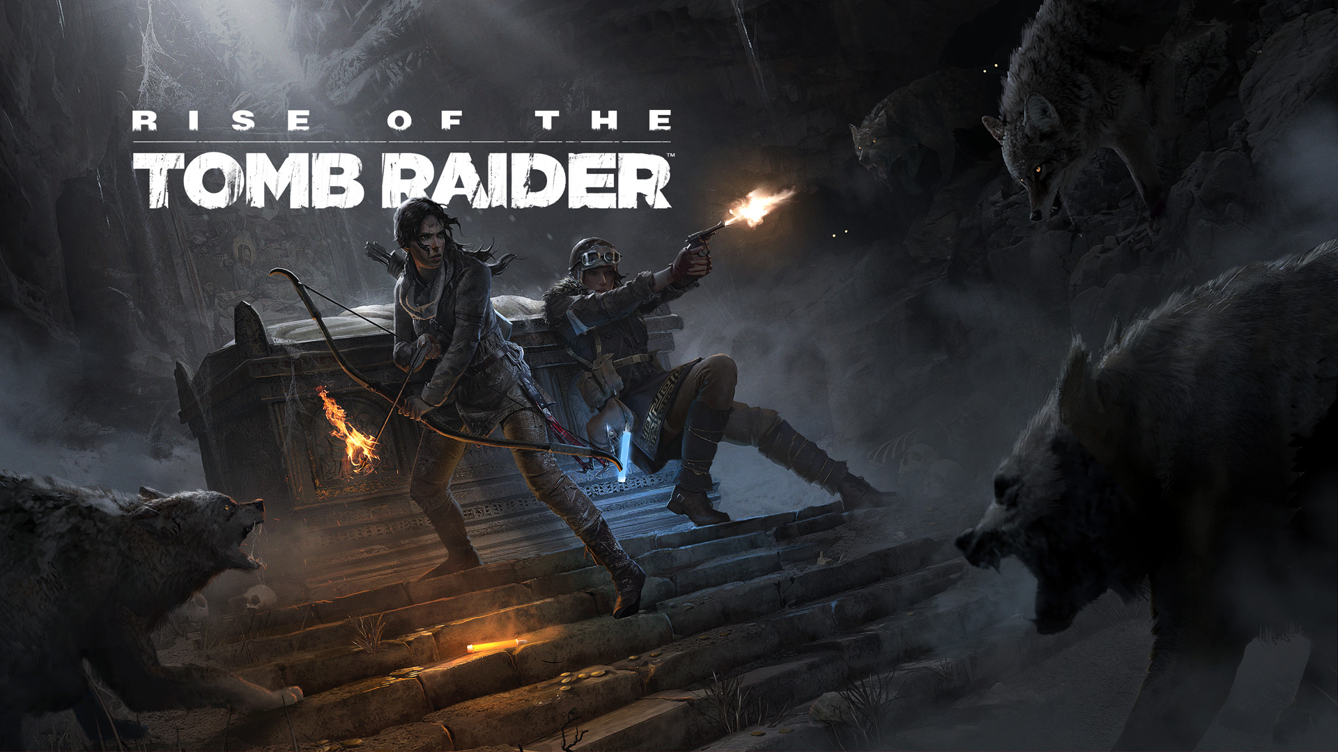 Купить ключ Rise of the Tomb Raider