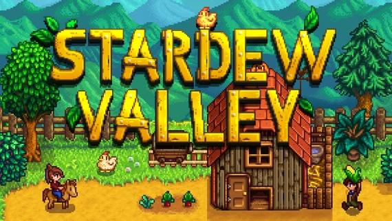 Купить ключ Stardew Valley