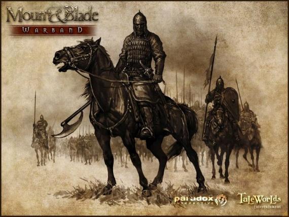 Купить ключ Mount & Blade: Warband