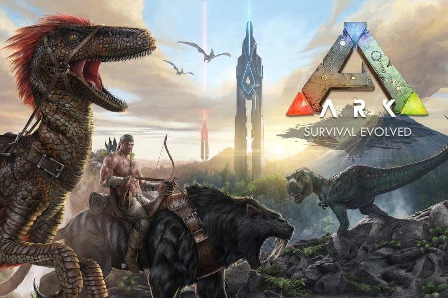 Купить ключ ARK: Survival Evolved