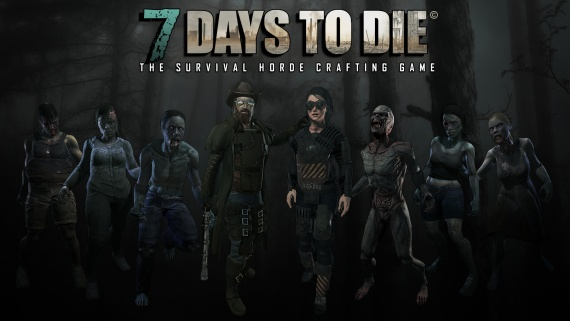 Купить ключ 7 Days to Die