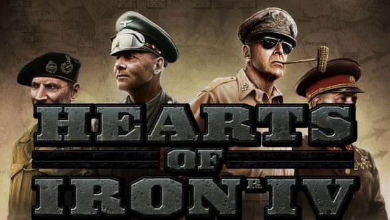 Купить ключ Hearts of Iron IV