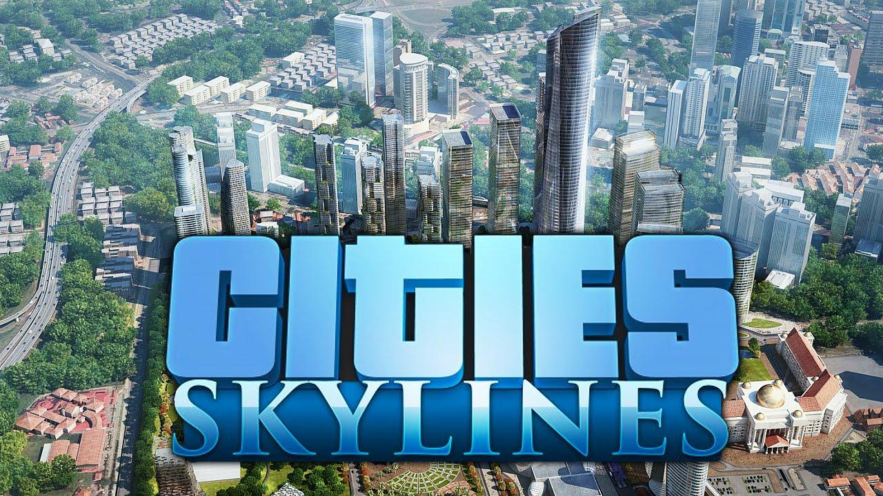 Купить ключ Cities: Skylines