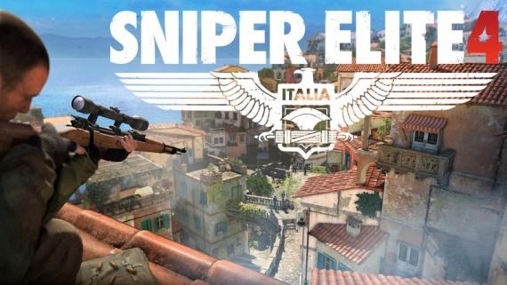 Купить ключ Sniper Elite 4