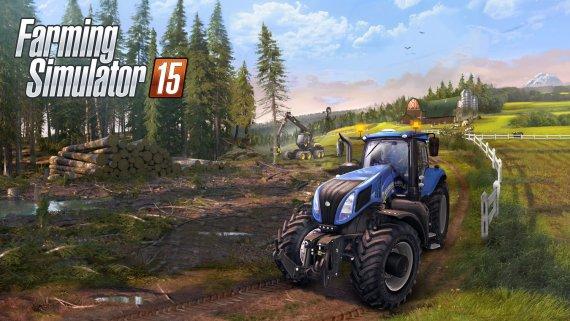 Купить ключ Farming Simulator 15