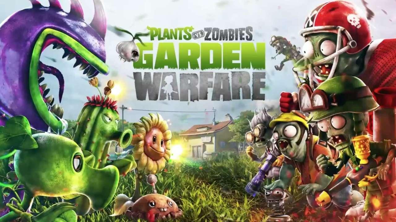 Купить ключ Plants vs. Zombies: Garden Warfare