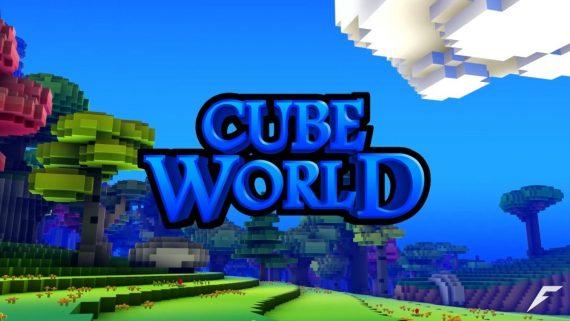 Купить ключ Cube World