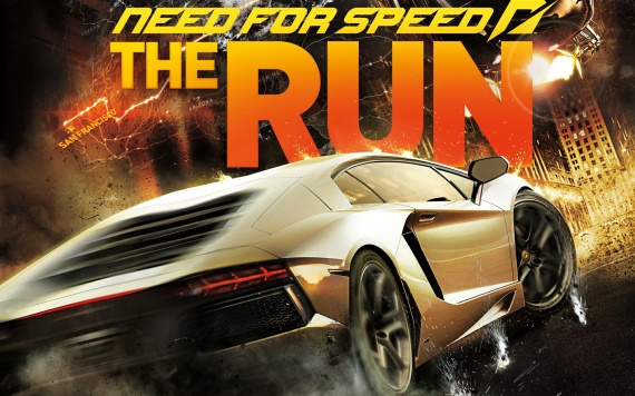 Купить ключ Need for Speed: The Run