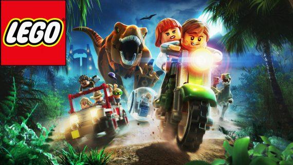 Купить ключ Lego Jurassic World