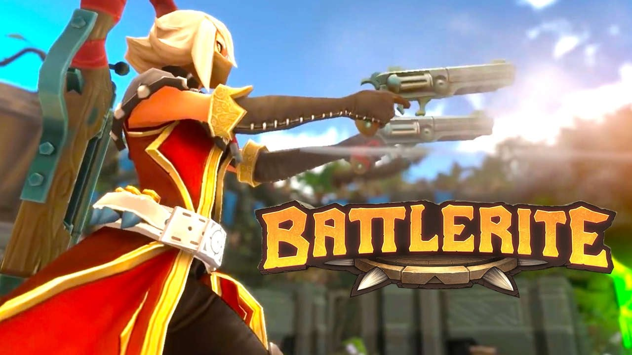 Купить ключ Battlerite