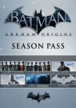 Batman Arkham Origins — Season Pass