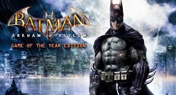 Купить ключ Batman Arkham Asylum GOTY