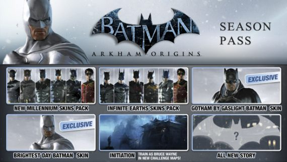 Купить ключ Batman Arkham Origins — Season Pass