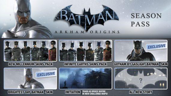Купить ключ Batman Arkham Origins — Season Pass
