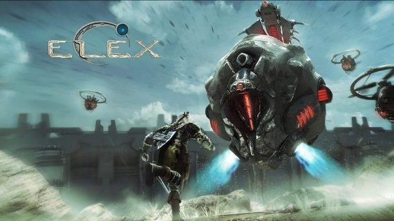 Купить ключ Elex