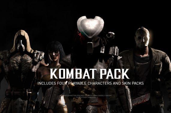 Купить ключ Mortal Kombat X Kombat Pack