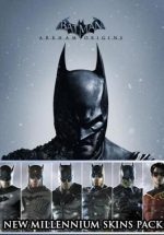 Batman Arkham Origins - New Millennium Skins Pack