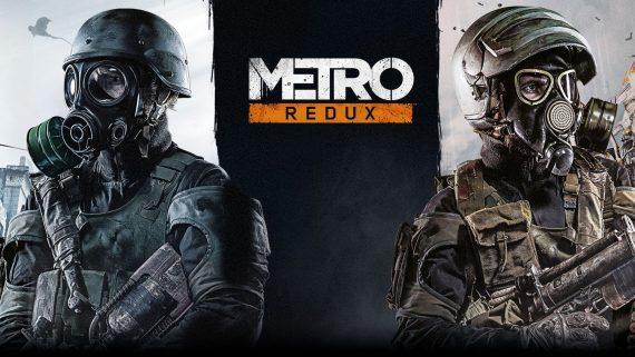 Купить ключ Metro Complete Redux