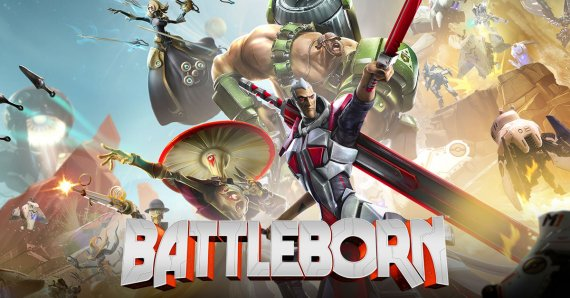 Купить ключ Battleborn