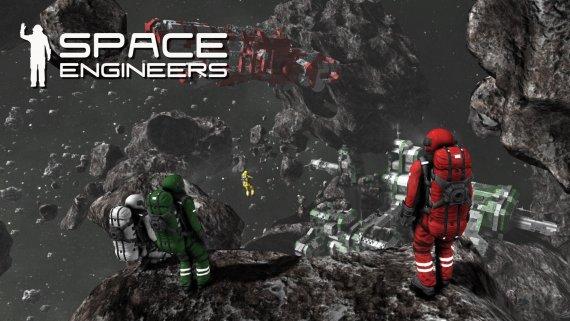 Купить ключ Space Engineers