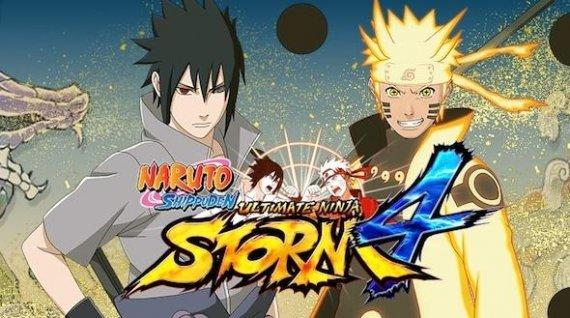 Купить ключ Naruto Shippuden: Ultimate Ninja Storm 4
