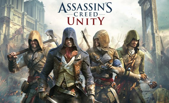 Купить ключ Assassin's Creed: Unity