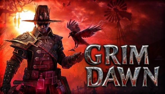 Купить ключ Grim Dawn