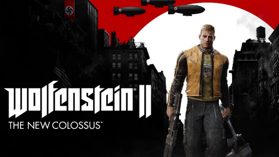 Купить ключ Wolfenstein II: The New Colossus